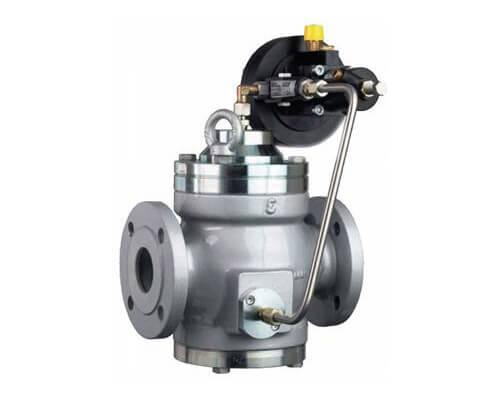 регулятор давления газа для дома