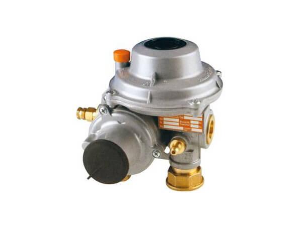 Бытовой регулятор давления газа серии MS Fiorentini (Фиорентини)