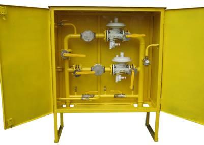 Регулятор давления газа MR50 SF6