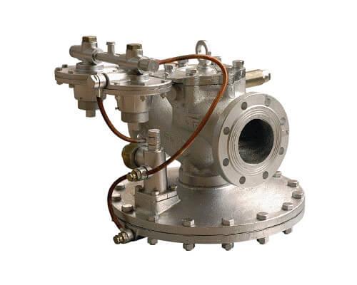 Регуляторы давления газа РДБК-1-50/25, РДБК-1-50/35, РДБК-1-100/50